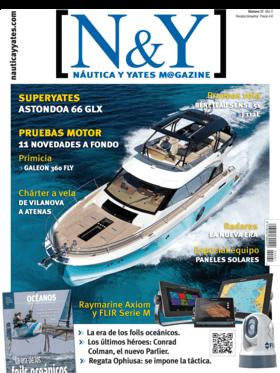 Sealine C530: Revisión - Nautica y Yates Numero 31