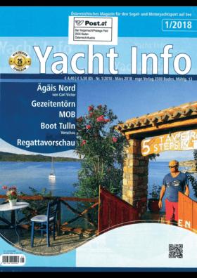 Sealine F430: Bericht - Yacht Info Nr. 1/2018