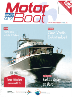 Sealine F430: Bericht - Motor Boot Magazin 06-2019