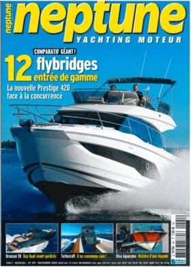 Neptune Yachting Moteur N° 291 - Sealine F430