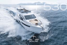 Sealine F530 брошюра