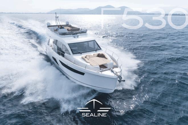 Sealine F530 брошюра | Sealine