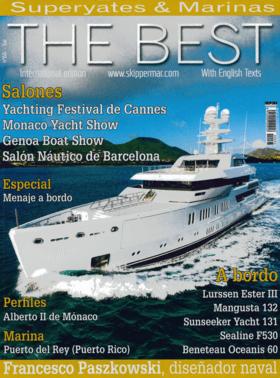 Sealine F530: Revisión - Superyates & Marinas THE BEST 09/2015