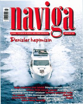 Sealine F530 İngiliz asilzadesine Alman disiplini / Tekne, yelken ve deniz kültürü dergisi - aralik 2016