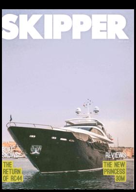 Sealine F530: Review - skipper 05/2016