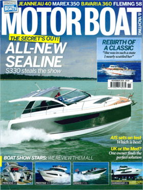 Sealine S330: Test review - Motorboat 11/14