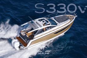Sealine S330v Brochure