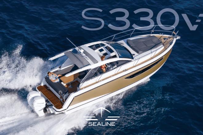Sealine S330v Brochure | Sealine