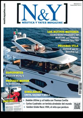Sealine S330v: Revisión - Nautica y Yates Magazine Numero 42