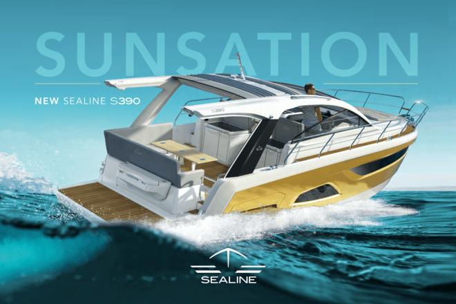 Sealine S390 Brochure | Sealine