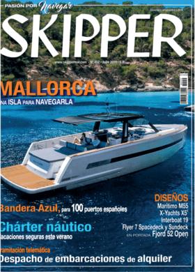 Sealine S430: Revise - Skipper N°452 | La 11 nea Sport Series de Sealine aporta siempre un plus de originalidad con modelos como la nueva S-430 que se abre al máximo hacia el exterior para mantenernos siempre relacionados con el entorno. | Sealine