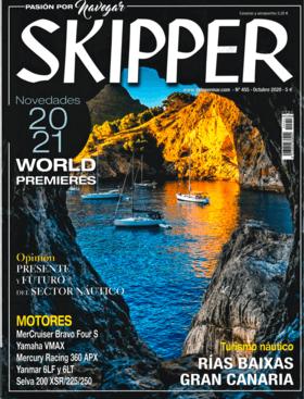 Sealine S430: Revise - Skipper N°455