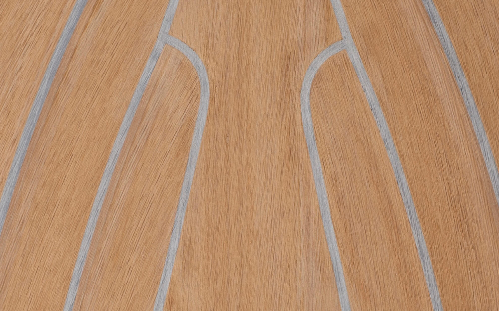 Synthetic teak – teak grey