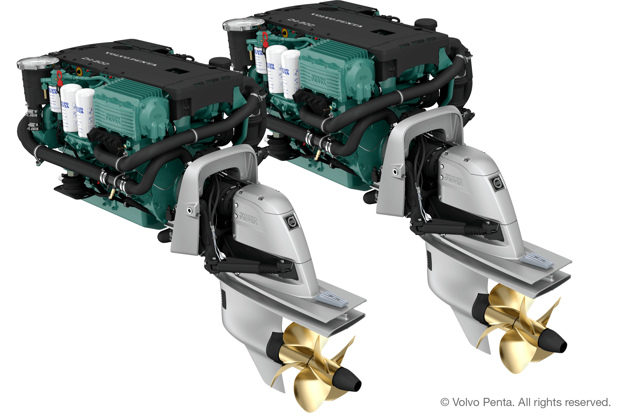 Sealine_C390_2 Volvo_Penta_D4-300_Duoprop_Stern_Drive_with_propeller_T3_TBC.png