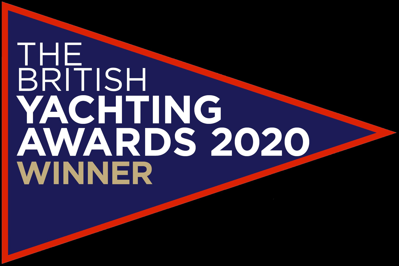 British Yachtings Award 2020 winner | Category: Cruising Yacht of the Year | Moody