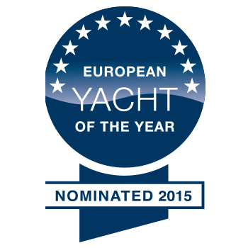 European Yacht of the Year 2015 - nominated | Category Luxury Cruiser - nominated | Moody