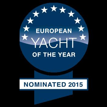 European Yacht of the Year 2015 - nominated | Category Luxury Cruiser - nominated | Moody
