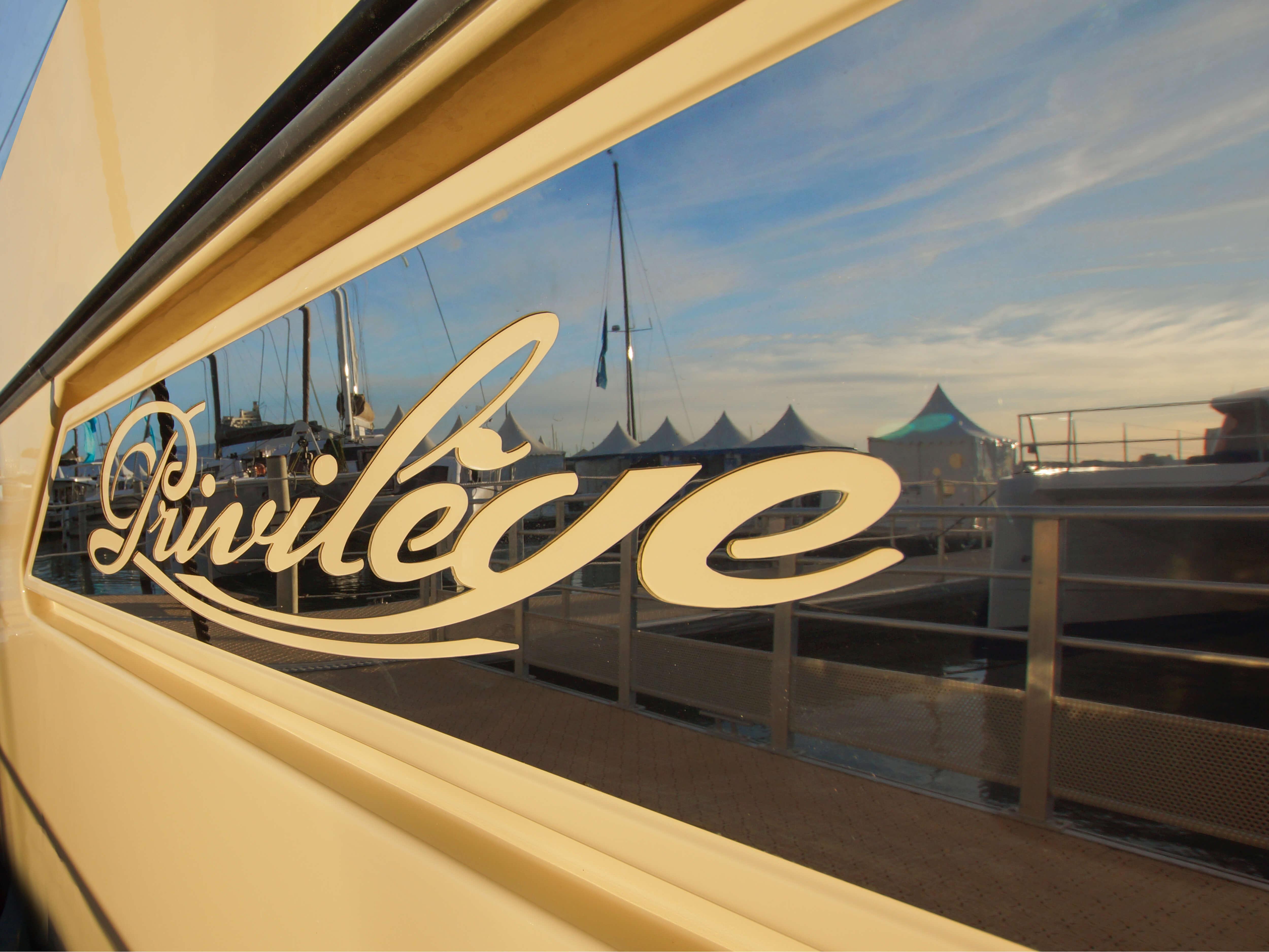 Privilège Serie 640 | Dış görünüm | Privilège