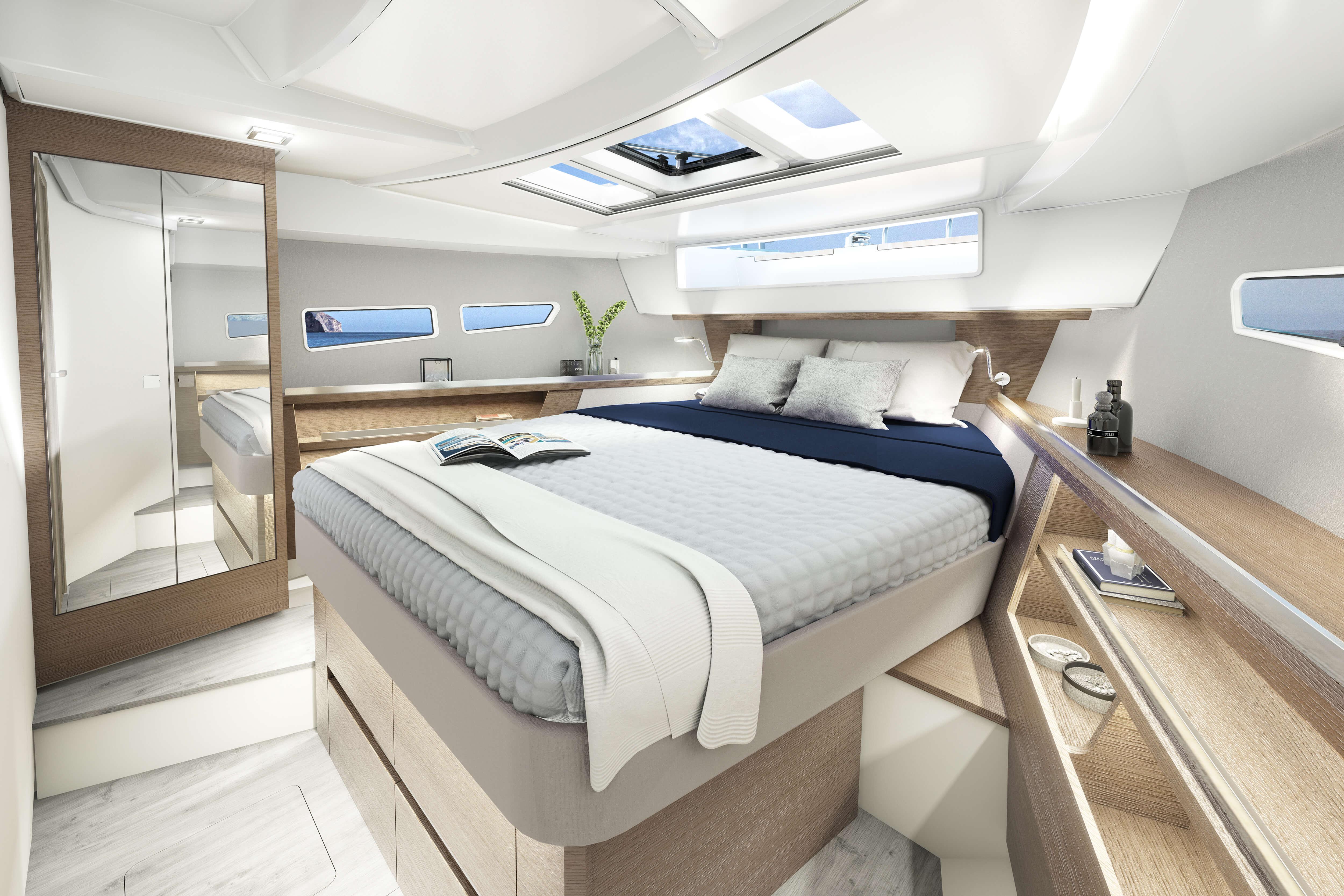 Sealine C335v: Interior