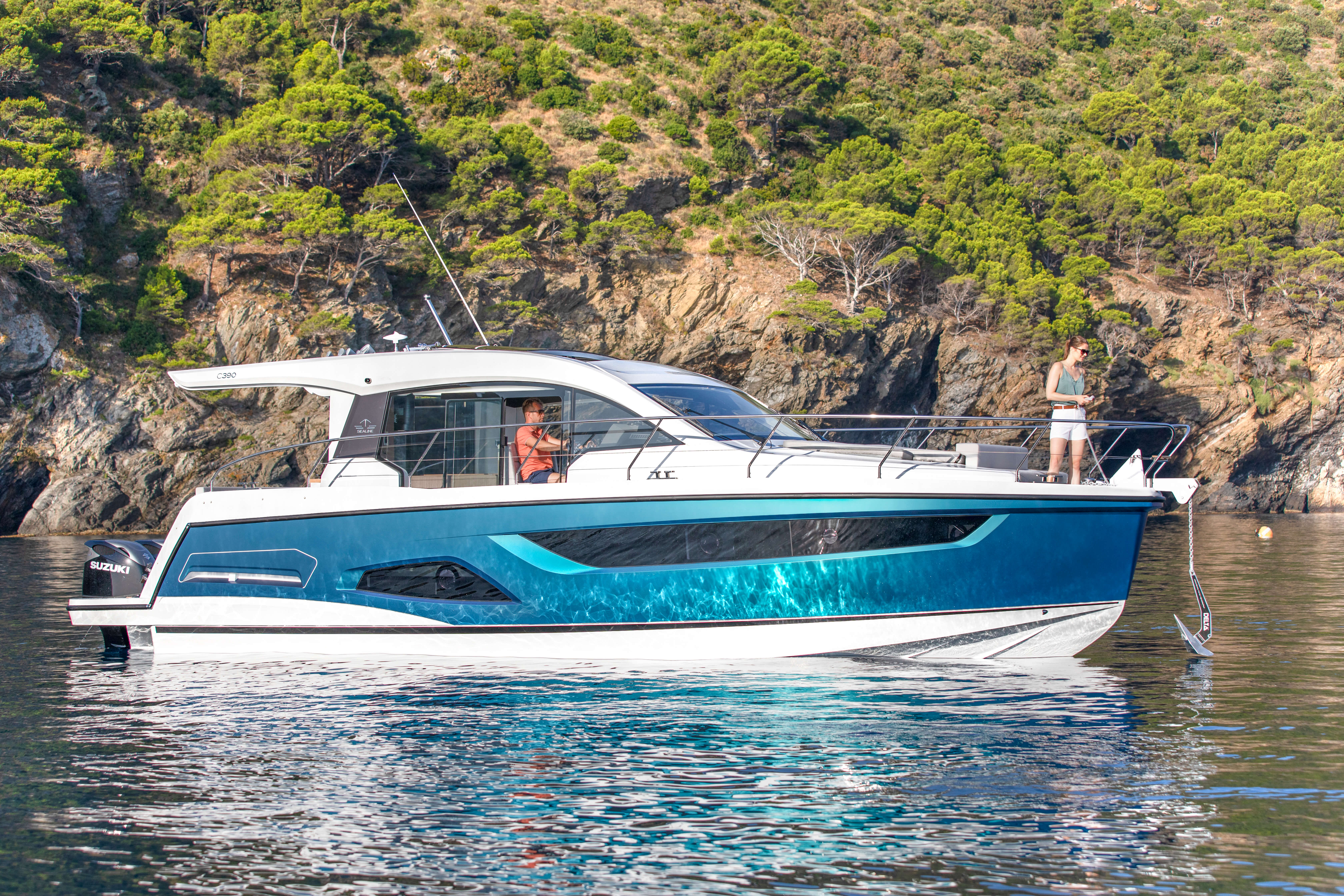 Sealine C390v | vista esterna | Sealine
