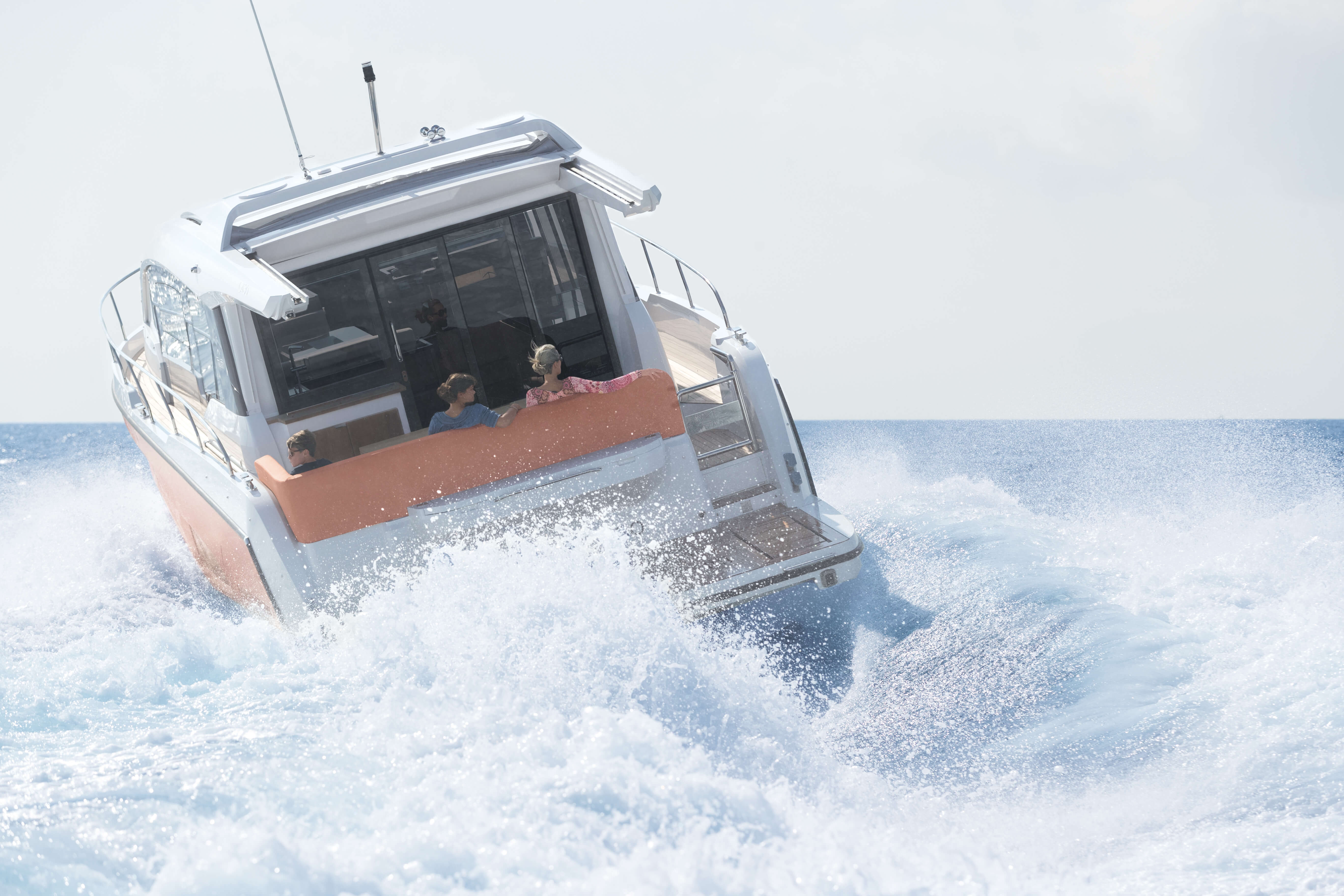 Sealine C430 | vista esterna | Sealine