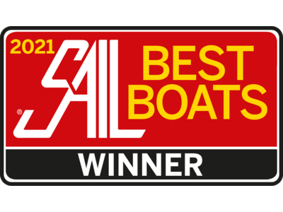 The Dehler 30od won the Best Boats 2021 Award