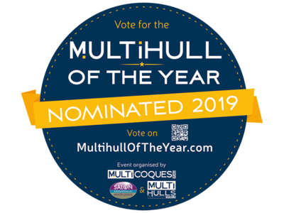 Multihull of the Year Nominated 2019
