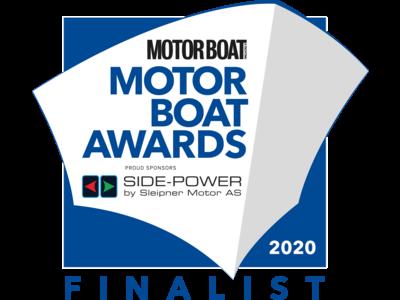 Fjord 44 coupé Motor Boat Awards