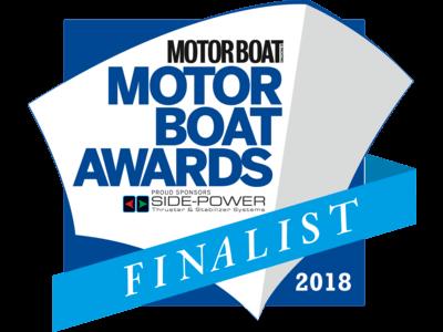 Fjord 52 open Motor Boat Awards