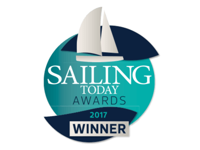 Hanse 315 E-MOTION RUDDER DRIVE Sailing Today Award 2017