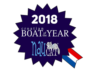 Hanse 348 - Croatian Boat of the Year 2018