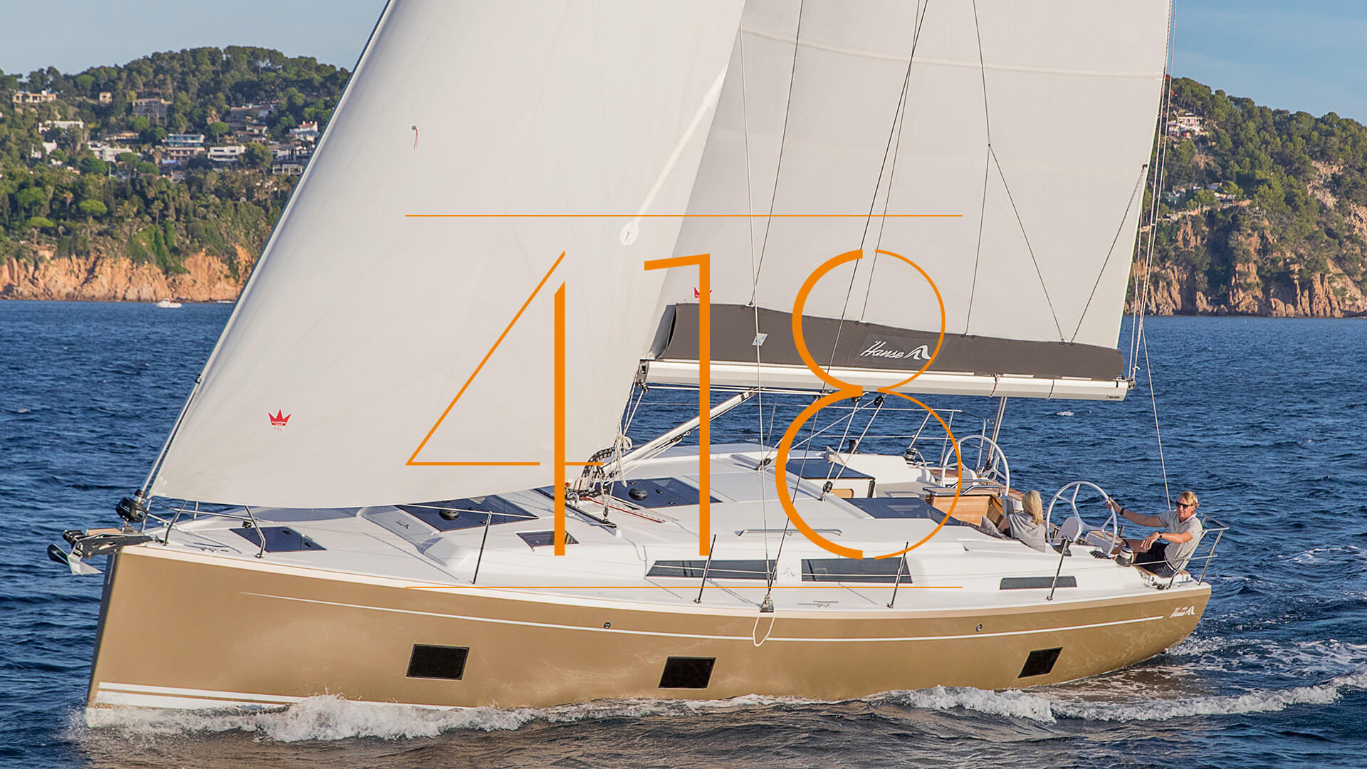 Hanse 418 Official Video
