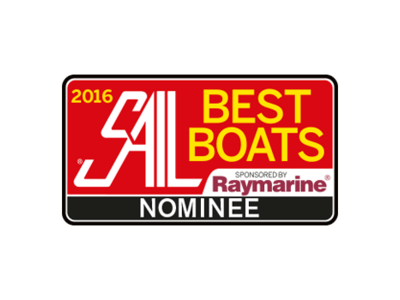 Hanse 455 Best Boats (Sail Magazine) 2016