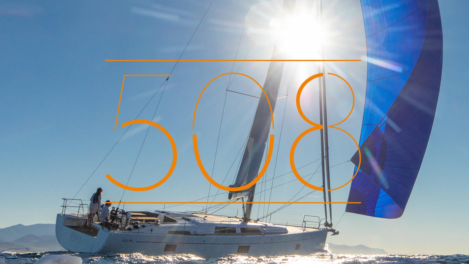 Hanse 508 explained in detail