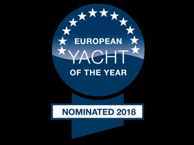 Hanse 548 European Yacht of the Year 2018