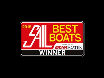 Hanse 588 Best Boats (Sail Magazine) 2018