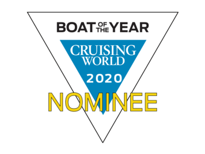 Hanse 675 Boat of the Year Cruising World 2020