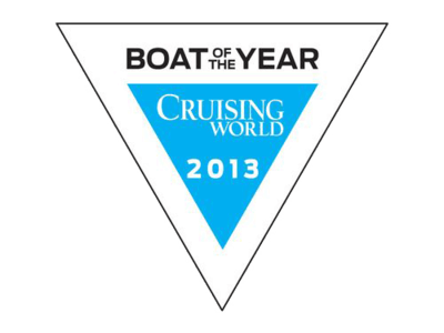 Boat of the Year Crusing World 2013