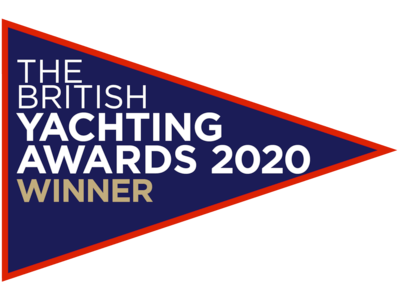 British Yachtings Award 2020 winner