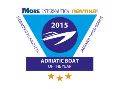 Adriatic Boat of the Year - 1st PLACE