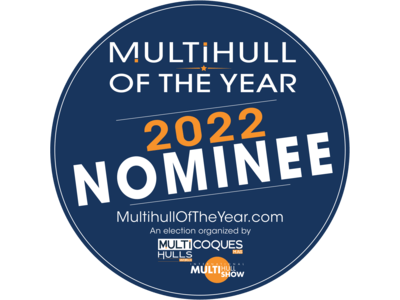 Multihull of the Year Nominee 2022