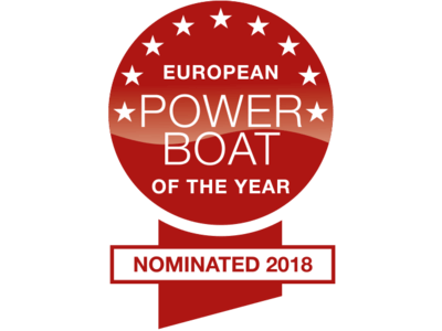 European Powerboat of the Year Nominated 2018