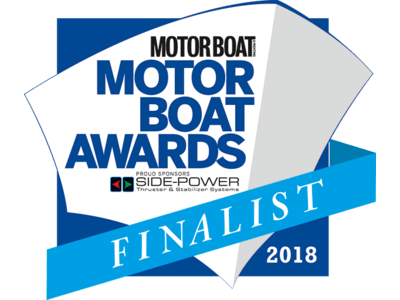 2018 Motor Boat Awards Finalist Sealine C430