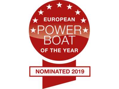 European Powerboat of the Year Nominated 2019