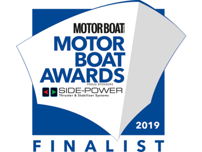 2019 Motor Boat Awards Sealine F430 - Finalist