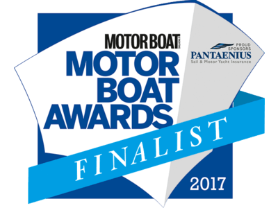 2017 Motor Boat Awards Sealine F530