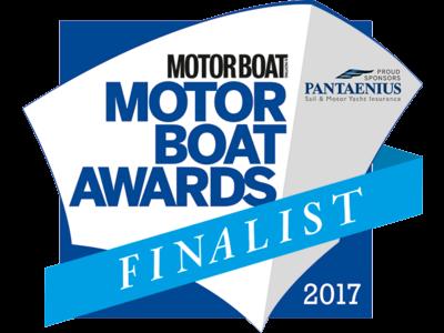 2017 Motor Boat Awards Sealine F530