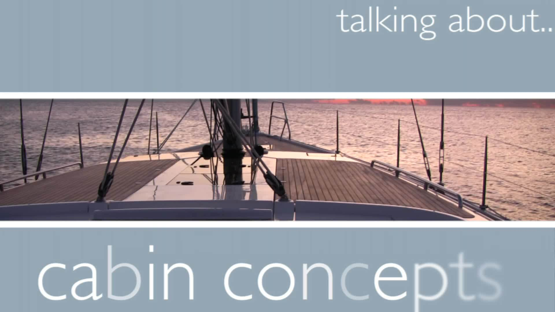Hanse 545 Individual Cabin Concept
