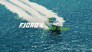 Fjord 48 open Video