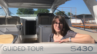 Sealine S430 Guided Tour